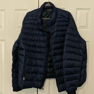 Ralph Lauren Polo down jacket. NWT